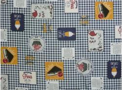 Bawełna dekoracyjna Sweet Kratka k.105/1