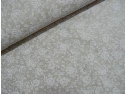 Tkanina bawełniana różyczki k.95/20