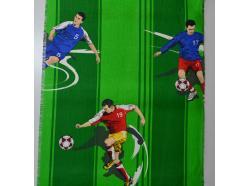 Tkanina leżakowa/ dekoracyjna Piłkarze