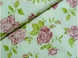 Tkanina bawełniana  Róże k.95/41