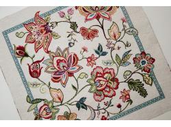 Tkanina Gobelinowa 45 x 45 Rajskie Kwiaty