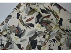 Bawełna dekoracyjna PTAKI szer 280 cm
