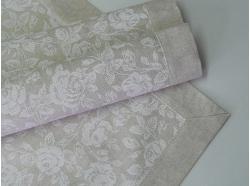 Podkładki pod talerz - Baw/Pol. Białe Róże