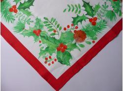 Serweta Lniana Święta   80 x 80